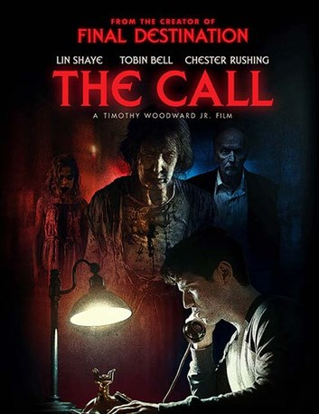 First trailer from Creator of The Final Destination The Call starring Tobin bell
