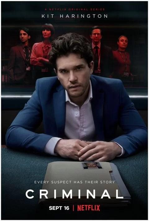 Netflix CRIMINAL Season 2 Official Trailer is Here