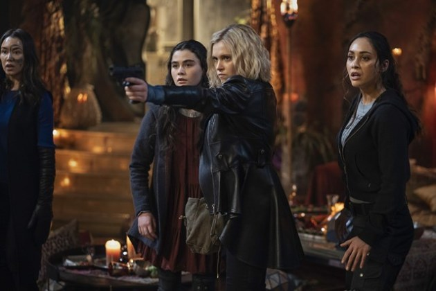 The 100 Season 7 Episode 13 Photos Eliza Taylor as Clarke Griffin,