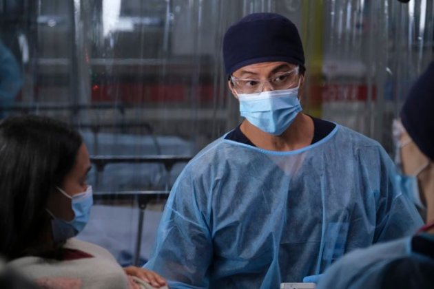 The Good Doctor' Season 4 Episode 1 Will Yun- Lee