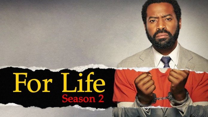 For Life Season 2 Trailer Revealed