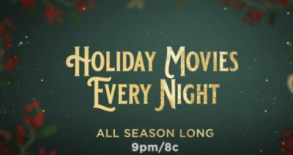 Hallmark drops the Preview for Holiday Movies