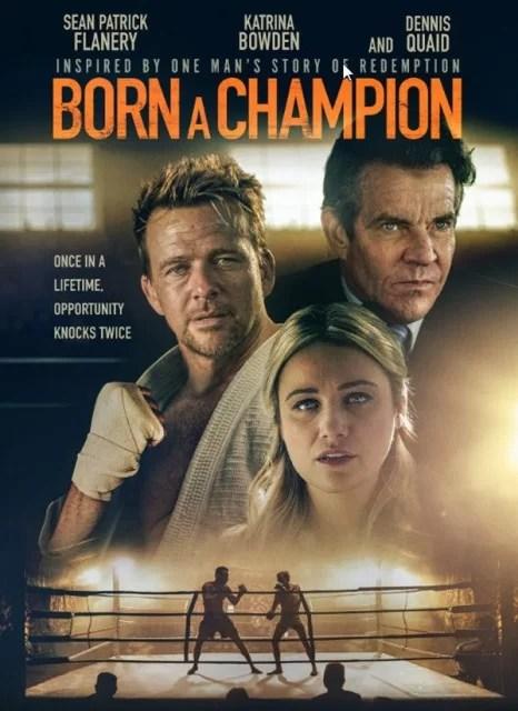 Ranarivelo Born a Champion (2021) Official Trailer with Sean Patrick Flanery