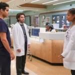 The Good Doctor Season 4 Episode 4 Photo - BRIAN MARC, NOAH GALVIN, ANTONIA THOMAS