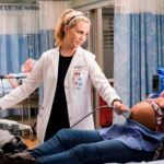 The Good Doctor Season 4 Episode 4 Photo - FIONA GUBELMANN, JASMINE ASHANTI