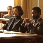 For Life Season 2 Episode 10 INDIRA VARMA, NICHOLAS PINNOCK