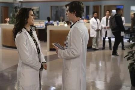 "The good doctor episode- 409 Photos ""IRRESPONSIBLE SALAD BAR PRACTICES"""