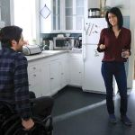 DAVID GIUNTOLI, GRACE PARK in A Million Little Things Season 3 Episode 7