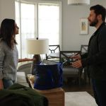 FLORIANA LIMA, JAMES RODAY RODRIGUEZ in A Million Little Things Season 3 Episode 6