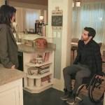 - GRACE PARK, DAVID GIUNTOLI in A Million Little Things Season 3 Episode 8 Photos