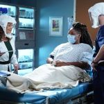 Greys Anatomy Season 17 Episode 10 Photo - DEBBIE ALLEN, AZURE ANTOINETTE
