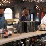 ROMANY MALCO, MICHAEL ADAMTHWAITE in A Million Little Things Season 3 Episode 7 Photos