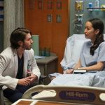 The Good Doctor -Season 4 Episode 13 Photos NOAH GALVIN, JASMINE VEGA