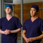 The Good Doctor Season 4 Episode 15 - FREDDIE HIGHMORE, WILL YUN LEE