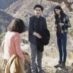 CHARLIE EVANS, MAEVE PRESS in Everythings Gonna Be Okay Season 2 Episode 8