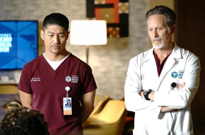 Chicago Med Season 6 Episode 14 photos