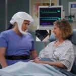 JAICY ELLIOT, GWEN YATES Greys - Anatomy Season 17 Episode 16 PHOTOS