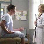 JEREMY SCHUETZE, FIONA GUBELMANN in The Good Doctor Season 4 Episode 18