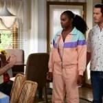 JOHN GEMBERLING, TIKA SUMPTER, MARK-PAUL GOSSELAAR in Season Finale Mixed-ish Season 2 Episode 13 - Forever Young