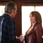 KATEY SAGAL JOHN CORBETT in Rebel Season 1 Episode 6