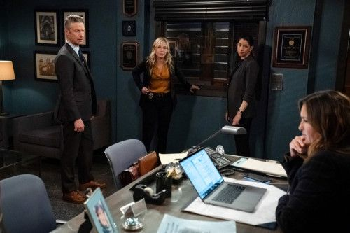Law and Order SVU Season 22 Episode 15 Photos & Preview of
