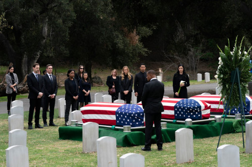 NCIS Season 18 .15 Photos of Blown Away