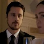 Teresa and James in Queen of the South Season 5 Episode 7 Photos