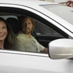 Walker Season 1 Episode 11 Photos in the car