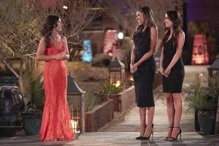 The Bachelorette Season 17 KATIE THURSTON, TAYSHIA ADAMS, KAITLYN BRISTOWE