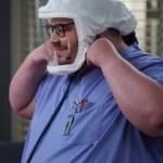 ZAVIER SINNETT Greys Anatomy Season 17 Episode 17 Photos