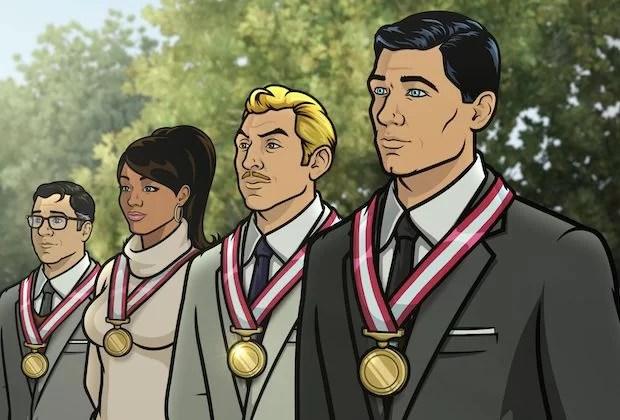Archer Season 12 Episode 1