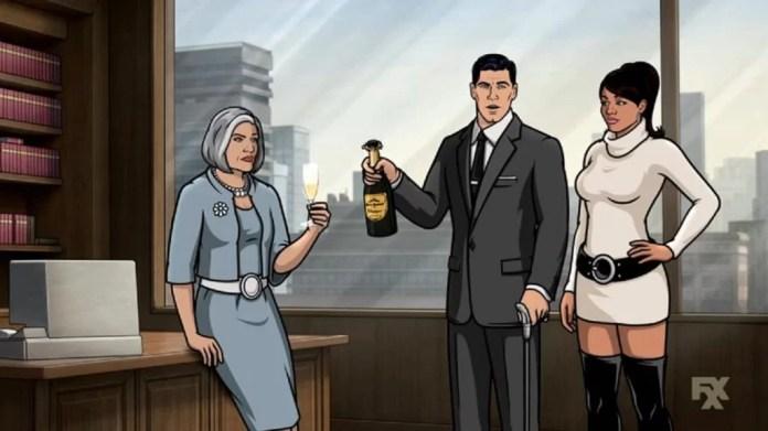 Archer Season 12 Episode 3