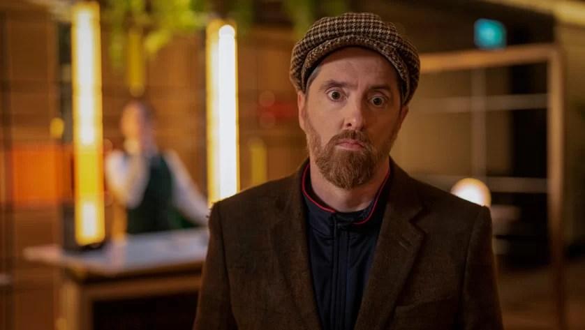 Brendan Hunt in Ted Lasso season two