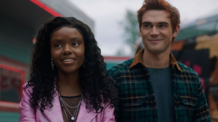 Riverdale Season 5 Episode 15 The-Return-of-the-Pussycats- -Josie-Archie