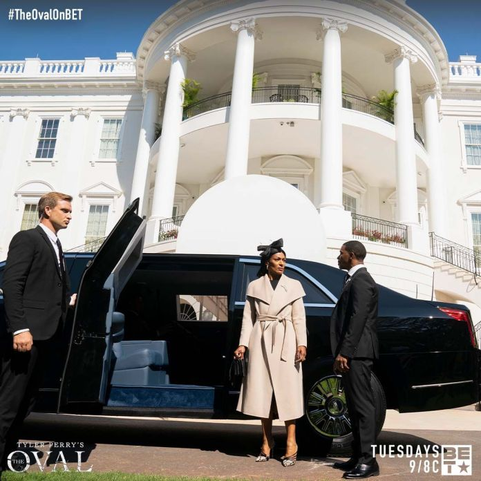 "Tyler Perry's The Oval Season 2 Episode 22 – ""Doomsday"" - Season Finale"