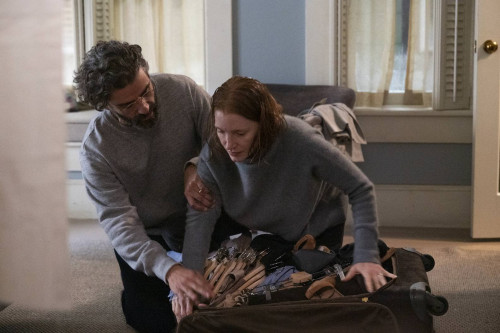 scenes from a marriage episode 2 oscar-isaac-jessica-chastain_