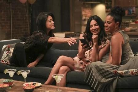 A Million Little Things Season 4 Episode 3 GRACE PARK, FLORIANA LIMA, CHRISTINA MOSES
