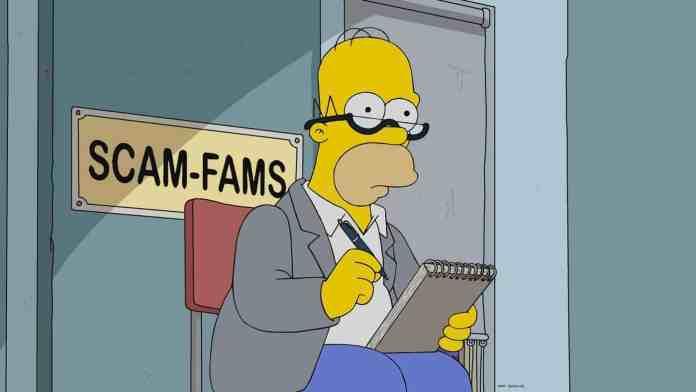 The Simpsons- Season 3302