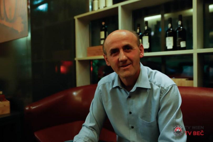 Na kavi sa .. Franjo Blažević