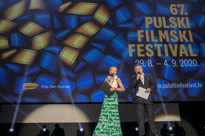 Bez vatrometa i uz strogo poštivanje epidemioloških mjera: Otvoren 67. Pulski filmski festival