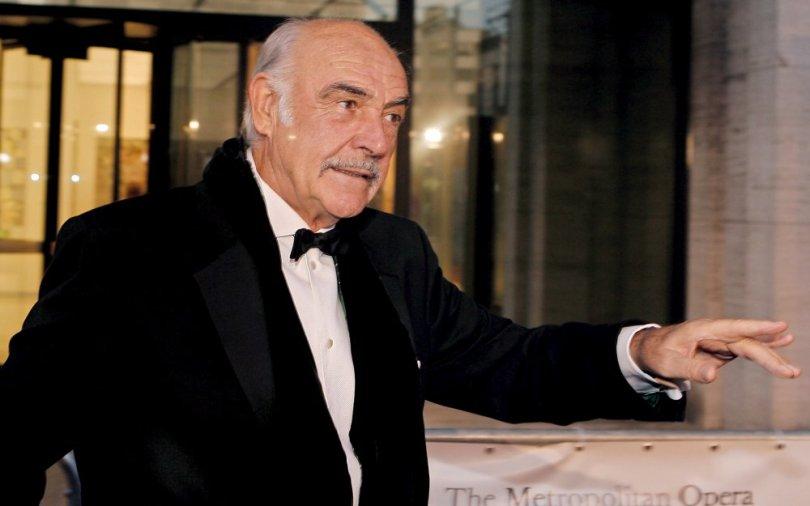 U 91. godini života preminuo holivudski velikan Sean Connery