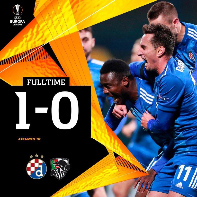 PODATAK ZA SVAKU POHVALU: Od svih 48 klubova u Europskoj ligi ovim se može pohvaliti samo Dinamo!