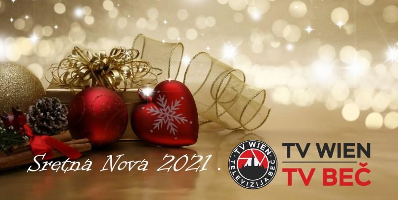 Sretna Nova 2021. godina
