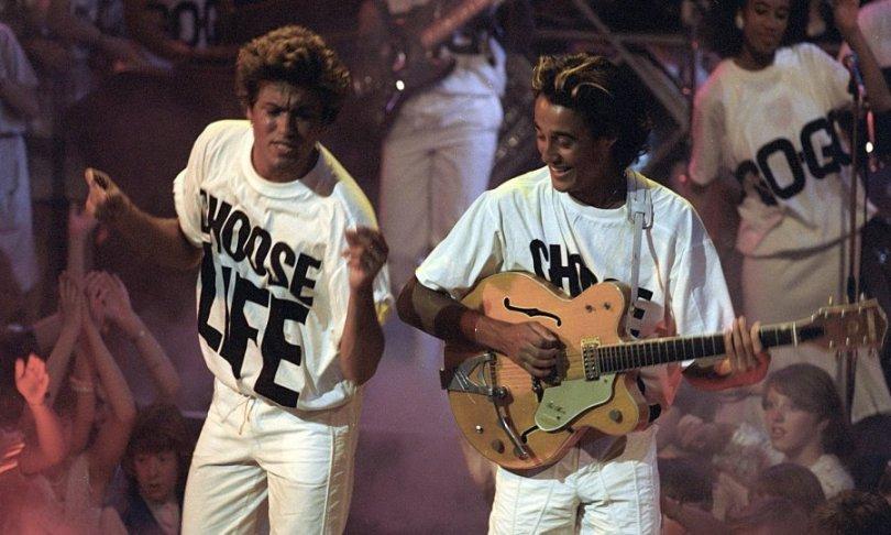 Pjesma 'Last Christmas' grupe Wham! prvi put na vrhu top ljestvice
