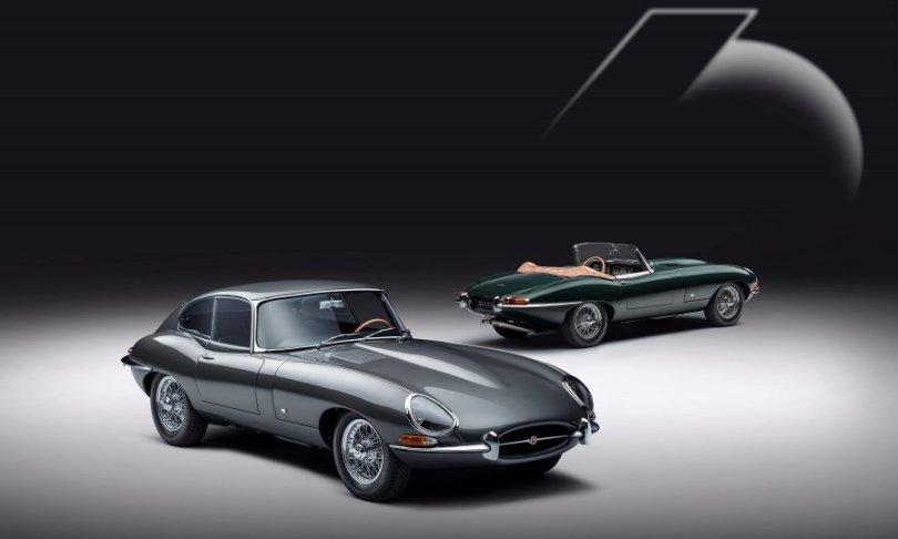 Jaguar E-type slavi 60 godina: Ponovno oživljene uspavane ljepotice