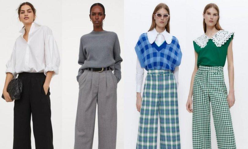 Zavirili smo na police popularnih high street trgovina i za vas izdvojili najljepše modela hlača u skladu s aktualnim trendovima