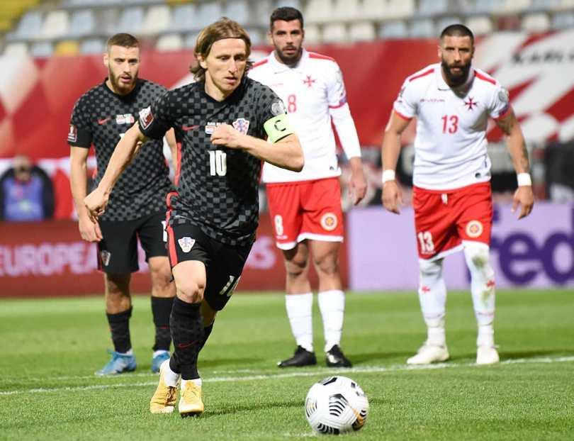 Hrvatska se mučila s Maltom, pa je Dalić morao u pomoć pozvati Modrića, Perišića i Brekala, koji su donijeli tri važna boda