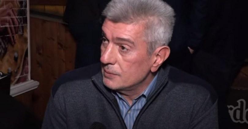 Tužna vijesti iz Srbije , preminuo je bivši kapetan Partizana , osvajač Europskog srebra