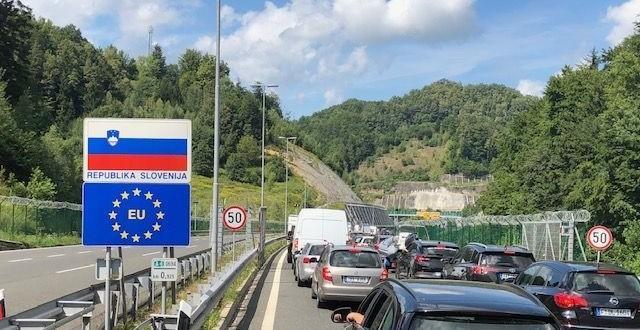 SLOVENIJA: Stroge kontrole na granici, građane će i kažnjavati