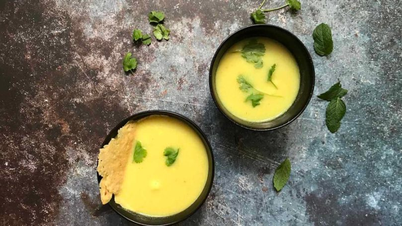 Klasična slavonska gusta juha od cvjetače (karfiola)